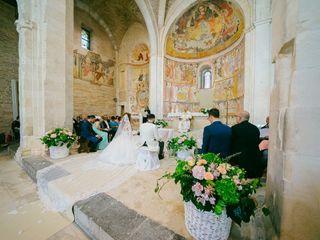 Le nozze di Miriana e Francesco 1