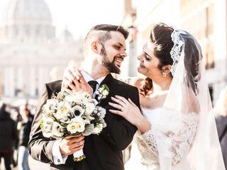 Le nozze di Francesca e Giuliano