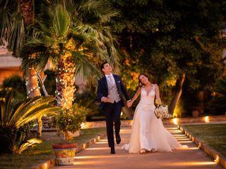 Le nozze di Lavinia e Fabio