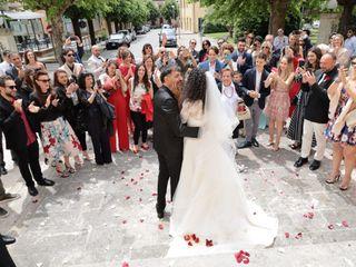 Le nozze di Stella e Miguel