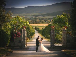 Le nozze di Laura e Nicolò