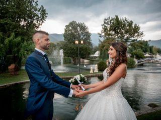 Le nozze di Sabrina e Maurizio
