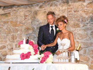 Le nozze di Wanessa  e Omar