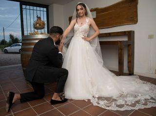 Le nozze di Orsola e Cristofer