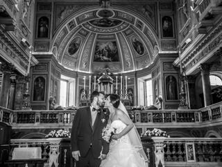 Le nozze di Maurizio e Valentina