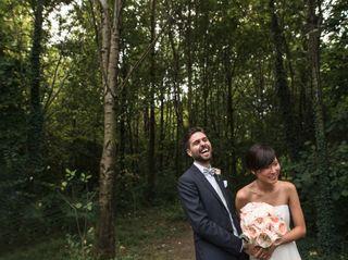 Le nozze di Roni e Stefano