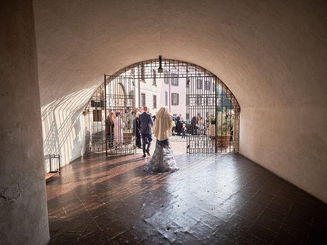 Il matrimonio di Andrea e Roberta a Bergamo, Bergamo 57