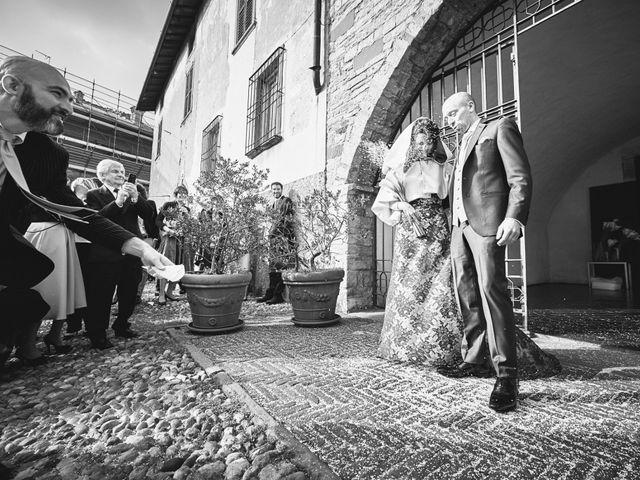 Il matrimonio di Andrea e Roberta a Bergamo, Bergamo 58