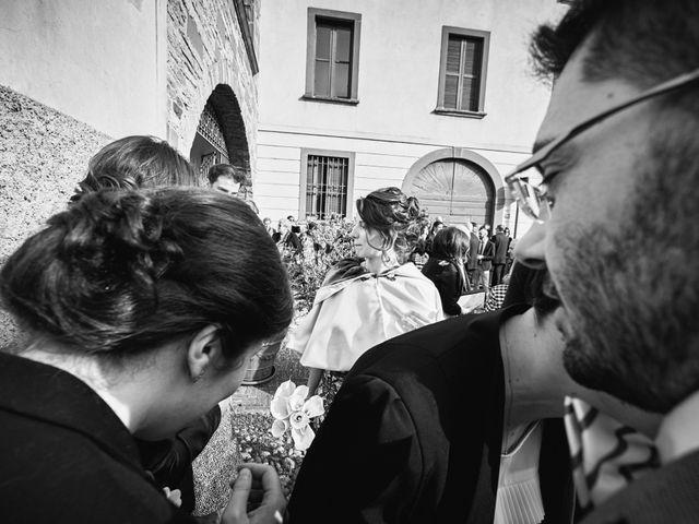 Il matrimonio di Andrea e Roberta a Bergamo, Bergamo 59