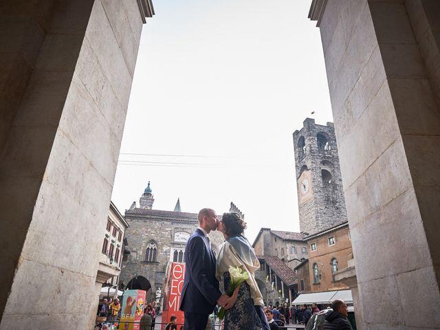 Il matrimonio di Andrea e Roberta a Bergamo, Bergamo 1