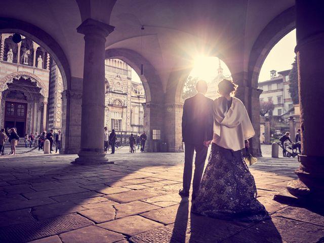 Il matrimonio di Andrea e Roberta a Bergamo, Bergamo 65