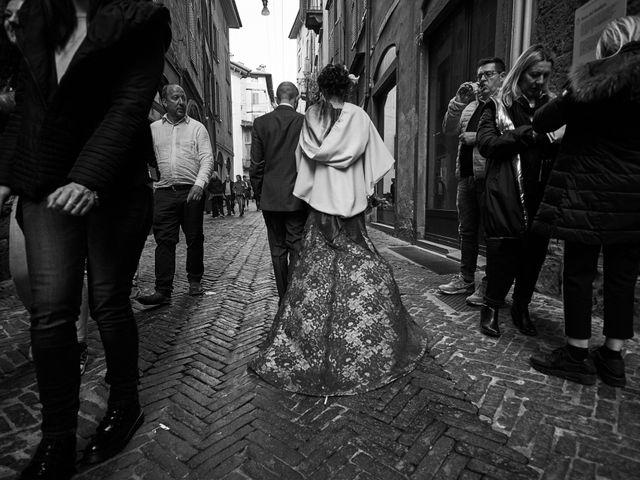 Il matrimonio di Andrea e Roberta a Bergamo, Bergamo 66