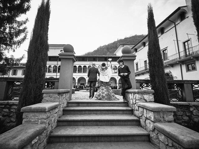 Il matrimonio di Andrea e Roberta a Bergamo, Bergamo 69