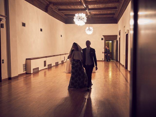 Il matrimonio di Andrea e Roberta a Bergamo, Bergamo 84