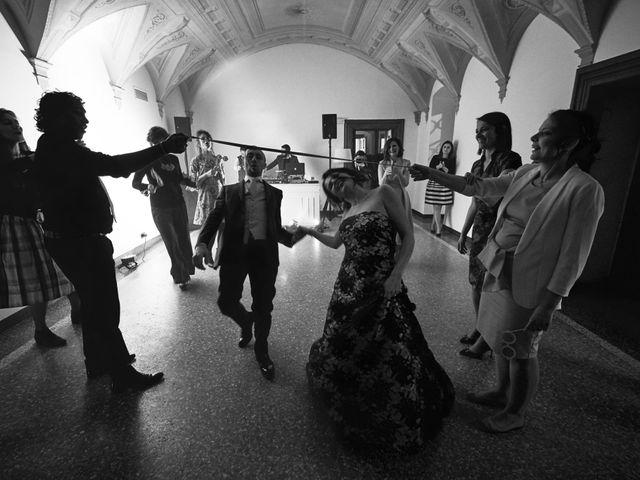 Il matrimonio di Andrea e Roberta a Bergamo, Bergamo 119