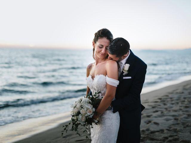 le nozze di Irene e Damian