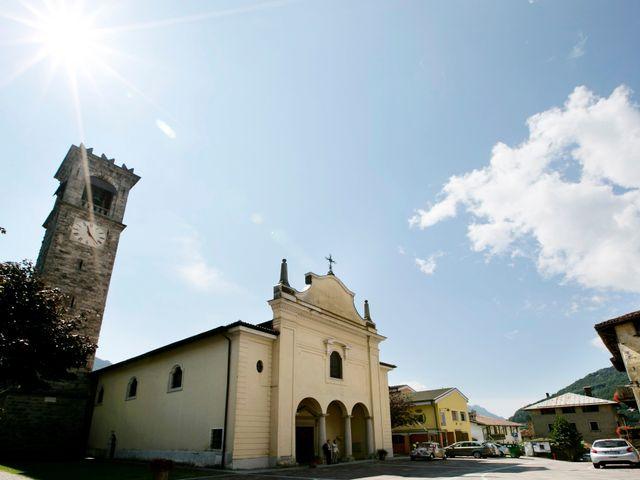 Il matrimonio di Roberto e Marta a Praso, Trento 10