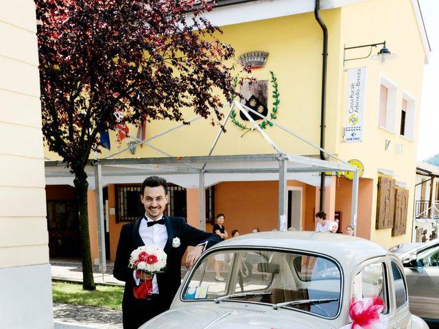 Il matrimonio di Roberto e Marta a Praso, Trento 11