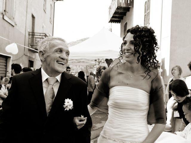 Il matrimonio di Roberto e Marta a Praso, Trento 12