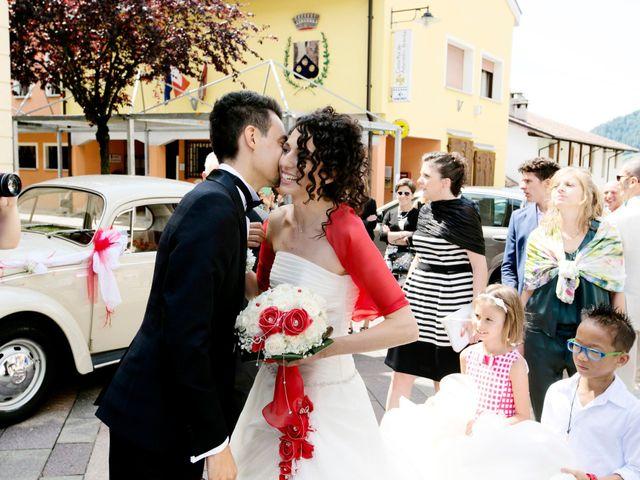 Il matrimonio di Roberto e Marta a Praso, Trento 14