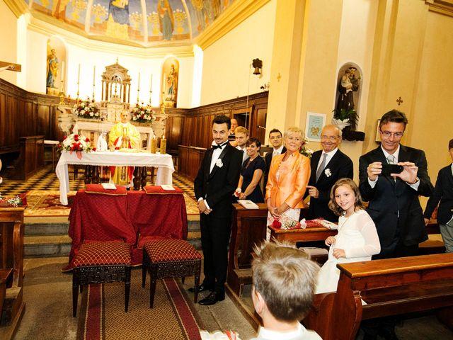 Il matrimonio di Roberto e Marta a Praso, Trento 17