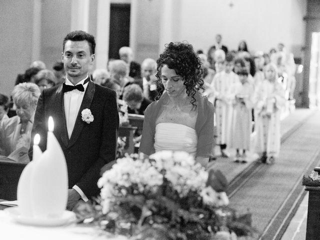 Il matrimonio di Roberto e Marta a Praso, Trento 18