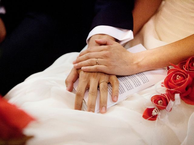 Il matrimonio di Roberto e Marta a Praso, Trento 19