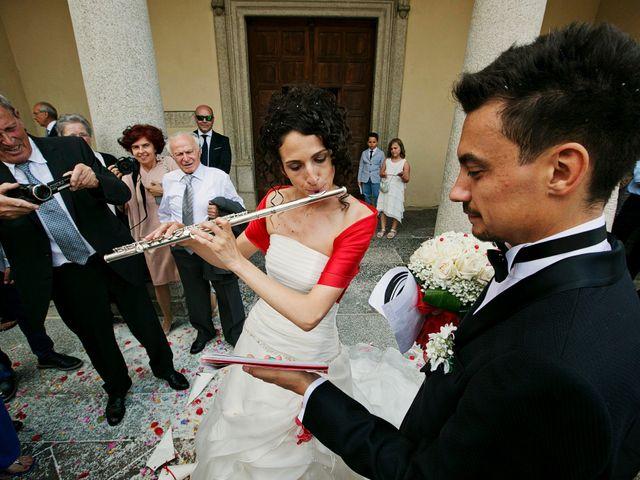Il matrimonio di Roberto e Marta a Praso, Trento 21