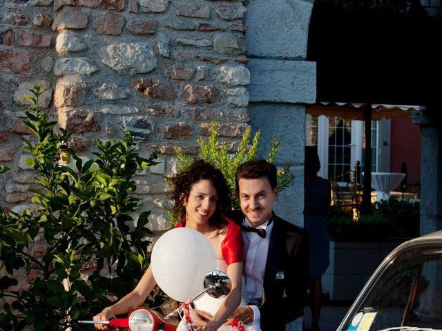 Il matrimonio di Roberto e Marta a Praso, Trento 24