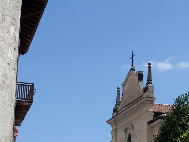 Il matrimonio di Roberto e Marta a Praso, Trento 9