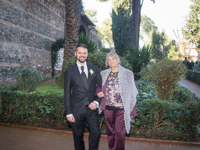 Il matrimonio di Giuliano e Francesca a Roma, Roma 9