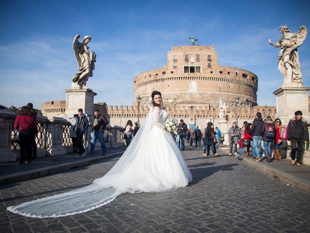 Il matrimonio di Giuliano e Francesca a Roma, Roma 10