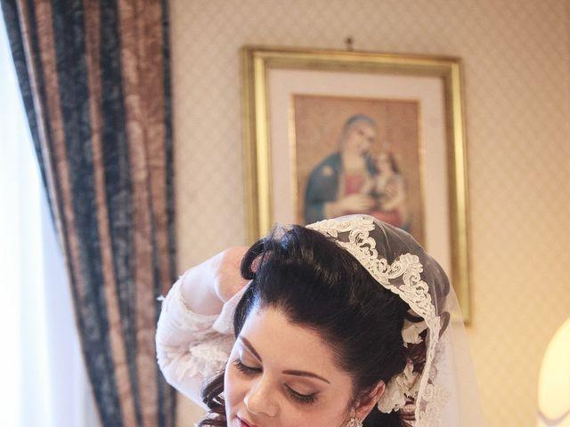 Il matrimonio di Giuliano e Francesca a Roma, Roma 14