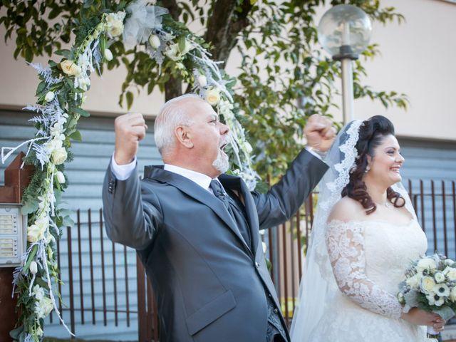 Il matrimonio di Giuliano e Francesca a Roma, Roma 16