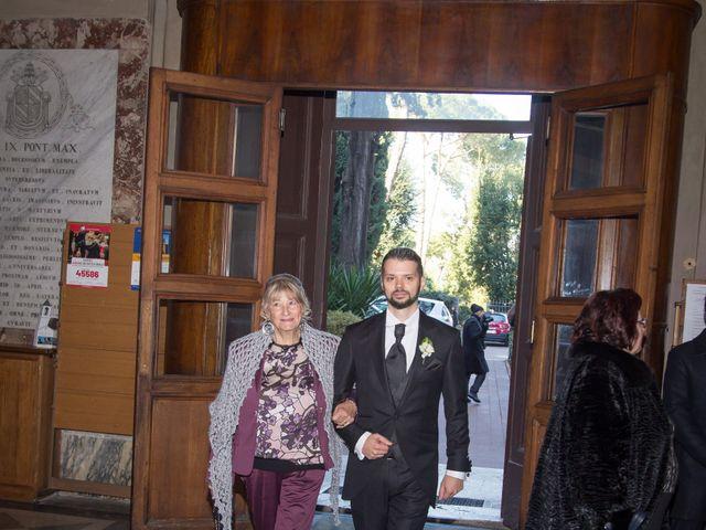 Il matrimonio di Giuliano e Francesca a Roma, Roma 17