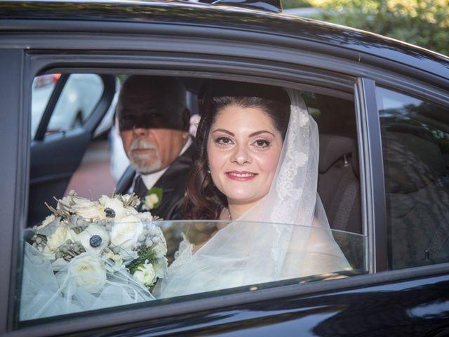 Il matrimonio di Giuliano e Francesca a Roma, Roma 18