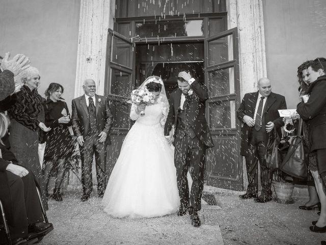 Il matrimonio di Giuliano e Francesca a Roma, Roma 19