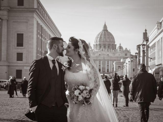 Il matrimonio di Giuliano e Francesca a Roma, Roma 21