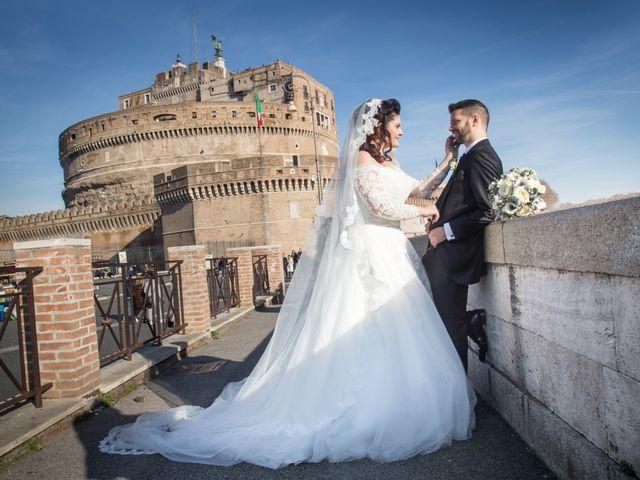 Il matrimonio di Giuliano e Francesca a Roma, Roma 22