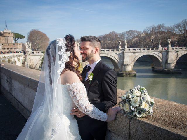 Il matrimonio di Giuliano e Francesca a Roma, Roma 23