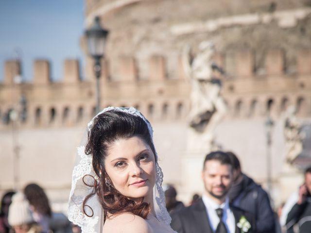 Il matrimonio di Giuliano e Francesca a Roma, Roma 24