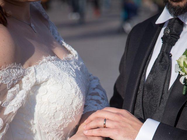 Il matrimonio di Giuliano e Francesca a Roma, Roma 25