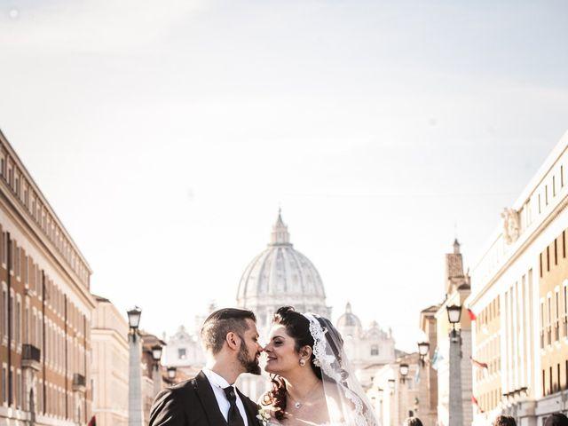 Il matrimonio di Giuliano e Francesca a Roma, Roma 26