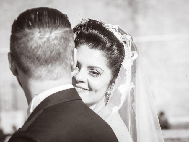 Il matrimonio di Giuliano e Francesca a Roma, Roma 29