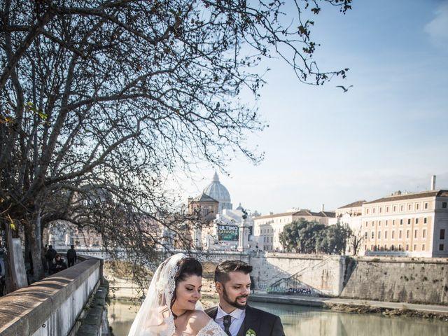 Il matrimonio di Giuliano e Francesca a Roma, Roma 30