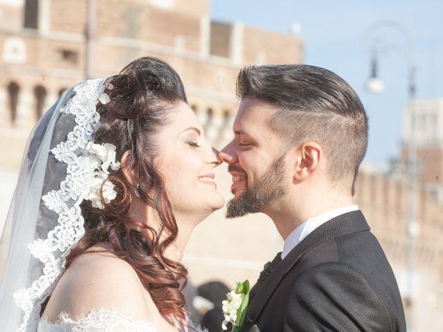 Il matrimonio di Giuliano e Francesca a Roma, Roma 32