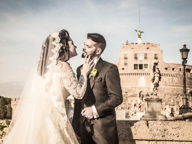 Il matrimonio di Giuliano e Francesca a Roma, Roma 33
