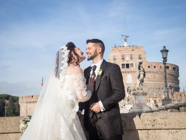 Il matrimonio di Giuliano e Francesca a Roma, Roma 34