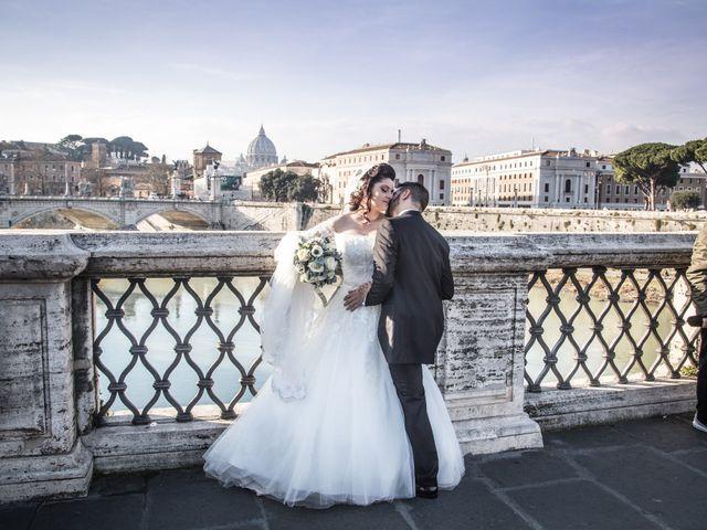 Il matrimonio di Giuliano e Francesca a Roma, Roma 35