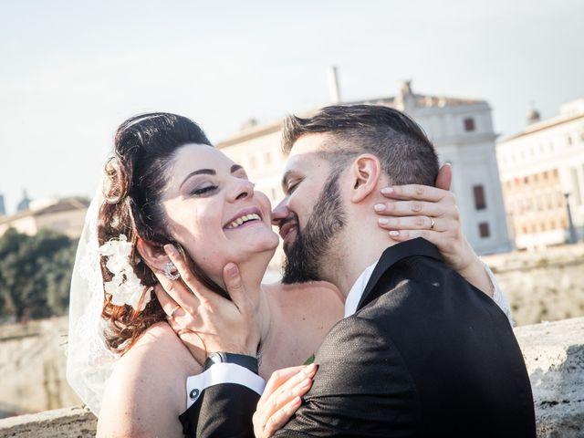 Il matrimonio di Giuliano e Francesca a Roma, Roma 36
